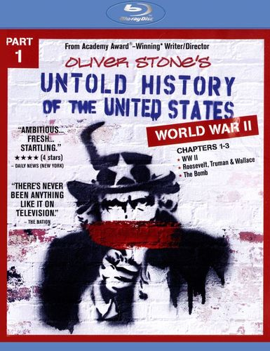 The Untold History of the United States, Part 1: World War II [Blu-ray] 25557246