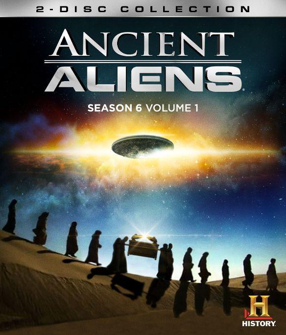 Ancient Aliens: Season 6, Vol. 1 [2 Discs] [Includes Digital Copy] [UltraViolet] [Blu-ray] 25561233