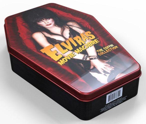 Elvira's Movie Macabre: The Coffin Collection [13 Discs] [DVD] 25570147