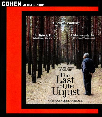 The Last of the Unjust [2 Discs] [Blu-ray] [2013] 25570216