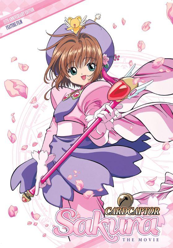 Cardcaptor Sakura: The Movie [DVD] [2002] 25571347