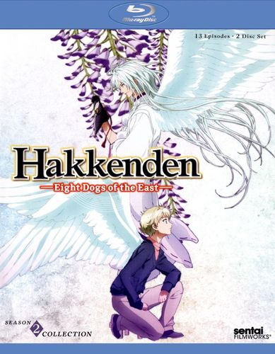 Hakkenden: Eight Dogs of the East - Season 2 Collection [2 Discs] [Blu-ray] 25571434