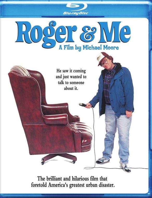 Roger & Me [Blu-ray] [1989] 25572346