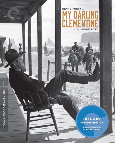 My Darling Clementine [Criterion Collection] [Blu-ray] [1946] 25578562