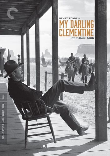 My Darling Clementine [Criterion Collection] [DVD] [1946] 25578571