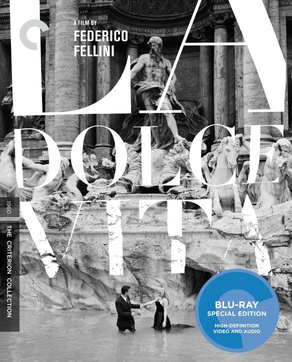 La Dolce Vita [Criterion Collection] [Blu-ray] [1960] 25578726