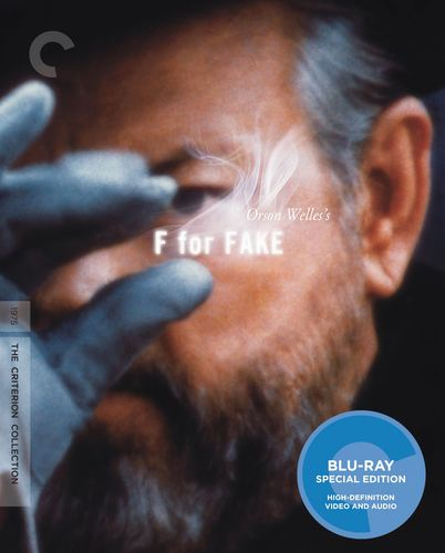 F for Fake [Criterion Collection] [Blu-ray] [1973] 25578744
