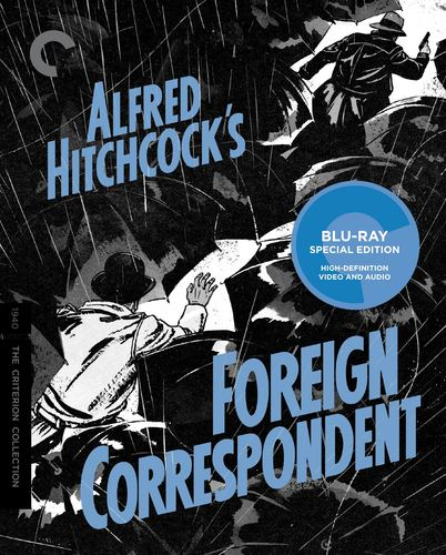 Foreign Correspondent [Criterion Collection] [Blu-ray] [1940] 25578753