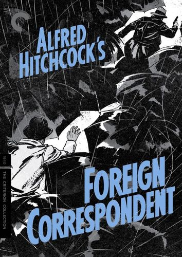 Foreign Correspondent [Criterion Collection] [DVD] [1940] 25578762