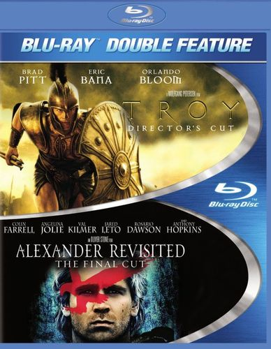 Troy/Alexander Revisited [Unrated Final Cut] [2 Discs] [Blu-ray] 25580261