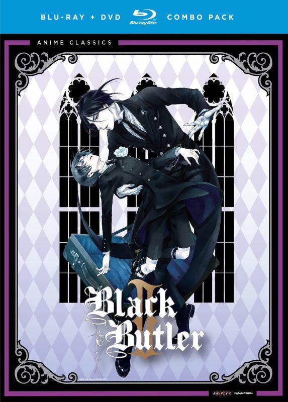 Black Butler: Season Two [5 Discs] [Blu-ray/DVD] 25584212