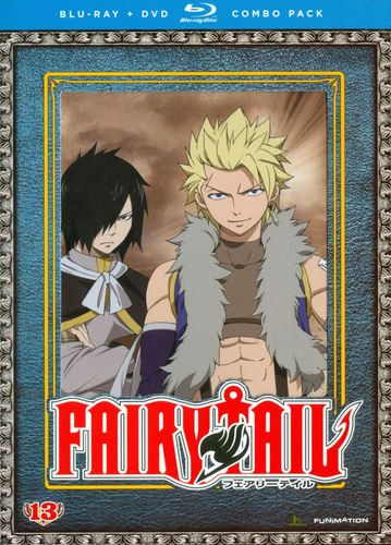Fairy Tail: Part 13 [4 Discs] [Blu-ray/DVD] 25584548