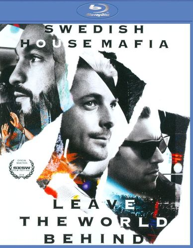 Leave the World Behind [Blu-ray] [2014] 25606061