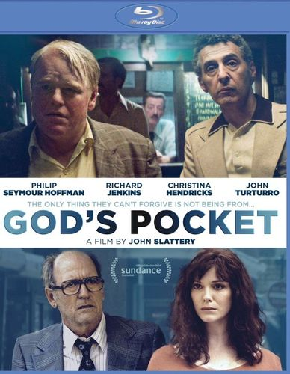 God's Pocket [Blu-ray] [2014] 25607716