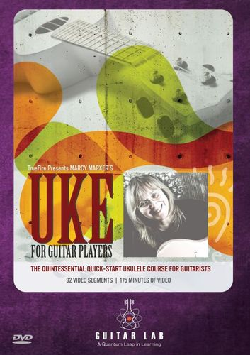 Ukulele for Guitar Players [DVD]