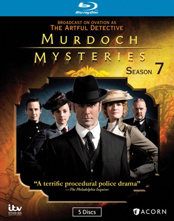 Murdoch Mysteries: Season 7 [5 Discs] [Blu-ray] 25637424