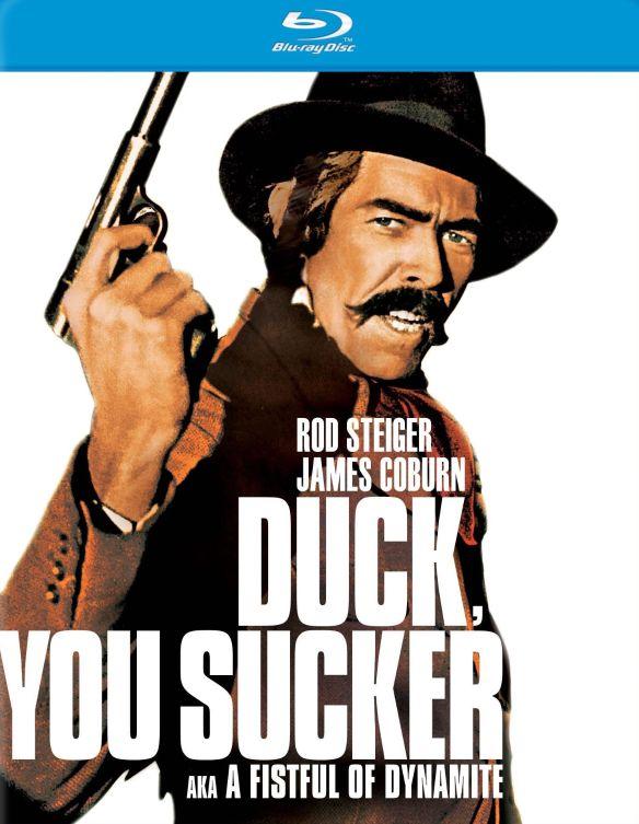 Duck, You Sucker aka A Fistful of Dynamite [Blu-ray] [1972] 25642596