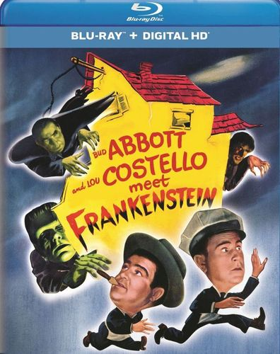 Abbott and Costello Meet Frankenstein [Includes Digital Copy] [UltraViolet] [Blu-ray] [1948] 25644405