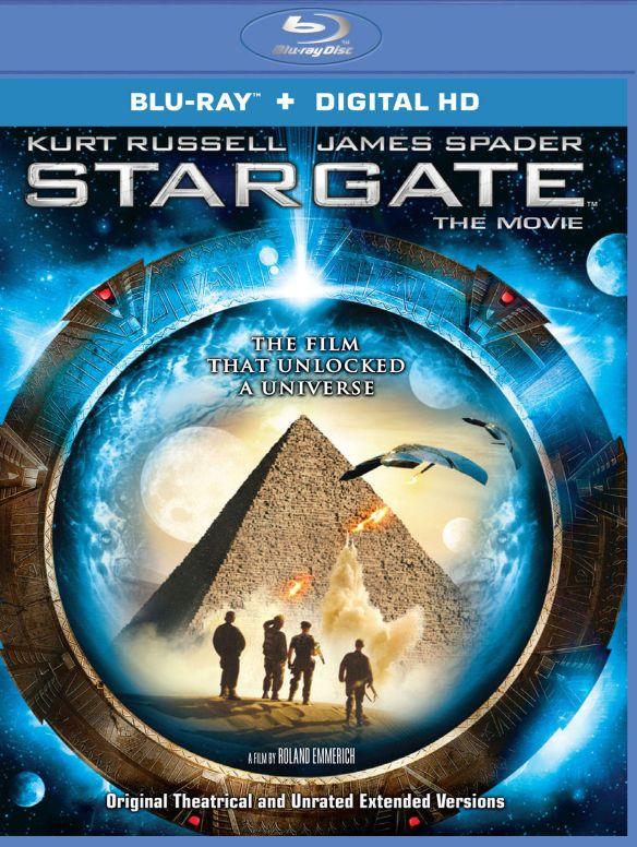 Stargate [20th Anniversary] [Blu-ray] [1994] 25646142