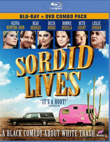 Sordid Lives [2 Discs] [Blu-ray/DVD] [2000] 25649553