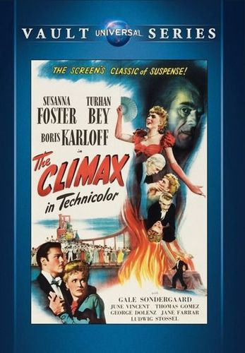 The Climax [DVD] [1944] 25650461