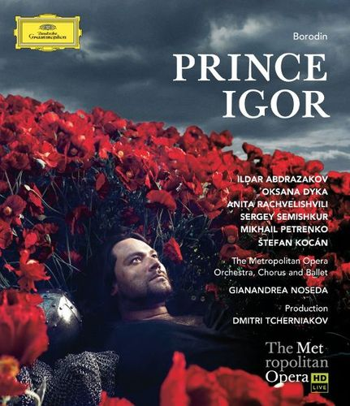 Borodin: Prince Igor [Video] [Blu-Ray Disc] 25651145