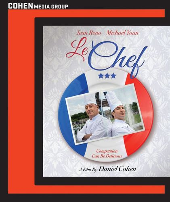 Le Chef [Blu-ray] [2012] 25664028