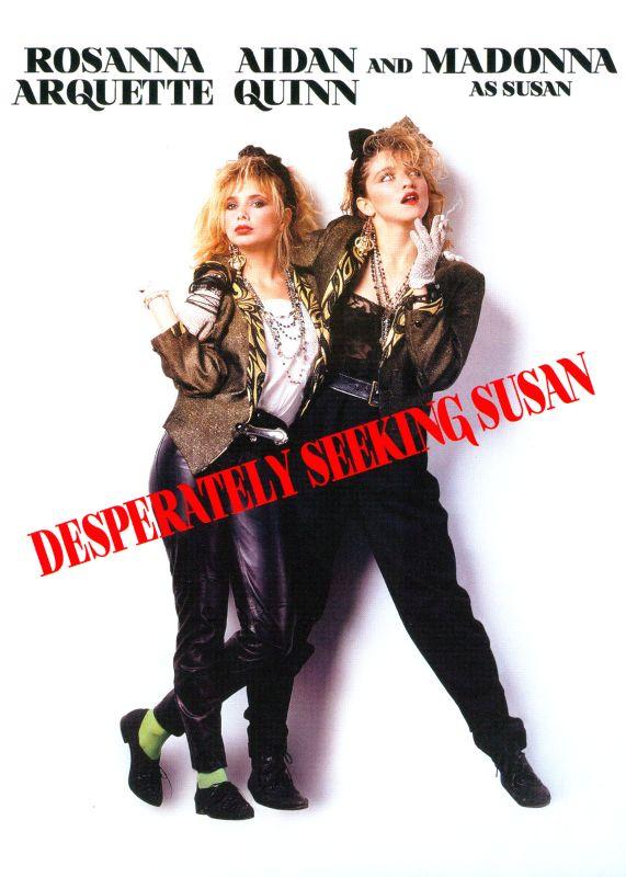 Desperately Seeking Susan [DVD] [1985] 25664629