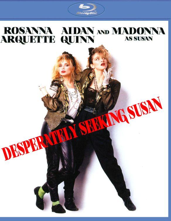 Desperately Seeking Susan [Blu-ray] [1985] 25664638