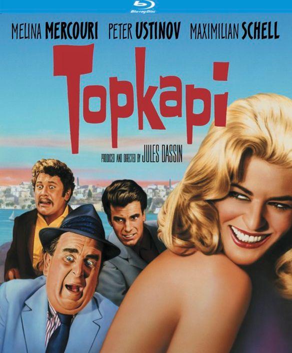 Topkapi [Blu-ray] [1964] 25664847