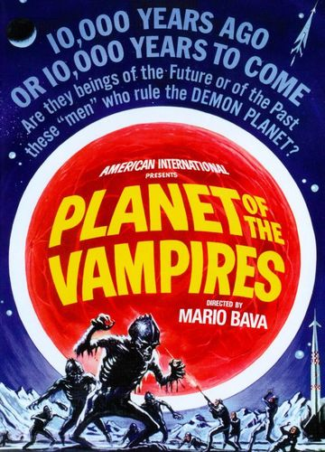 Planet of the Vampires [DVD] [1965] 25664874