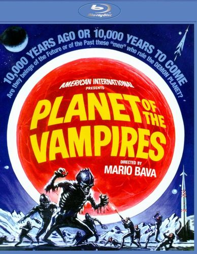 Planet of the Vampires [Blu-ray] [1965] 25664883