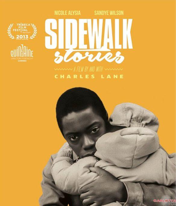 Sidewalk Stories [Blu-ray] [1989] 25665045