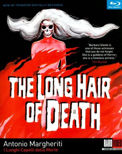 The Long Hair of Death [Blu-ray] [1964] 25665791