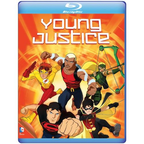 Young Justice: The Complete First Season [2 Discs] [Blu-ray] 25666918