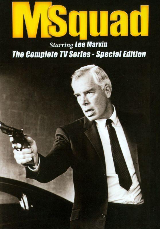 M Squad: The Complete TV Series [16 Discs] [DVD] 25672153