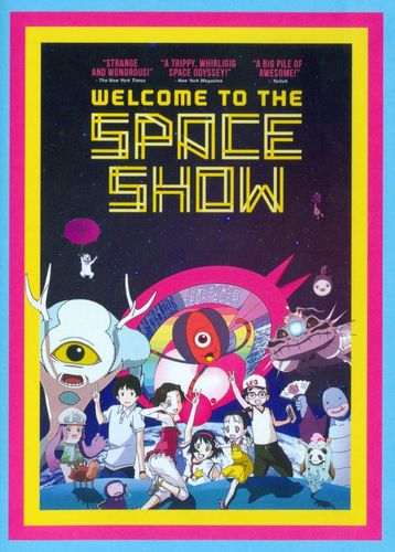 Welcome to the Space Show [DVD] [2010] 25673143