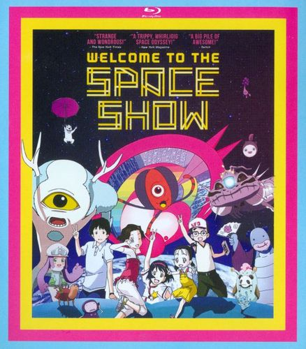 Welcome to the Space Show [Blu-ray] [2010] 25673152