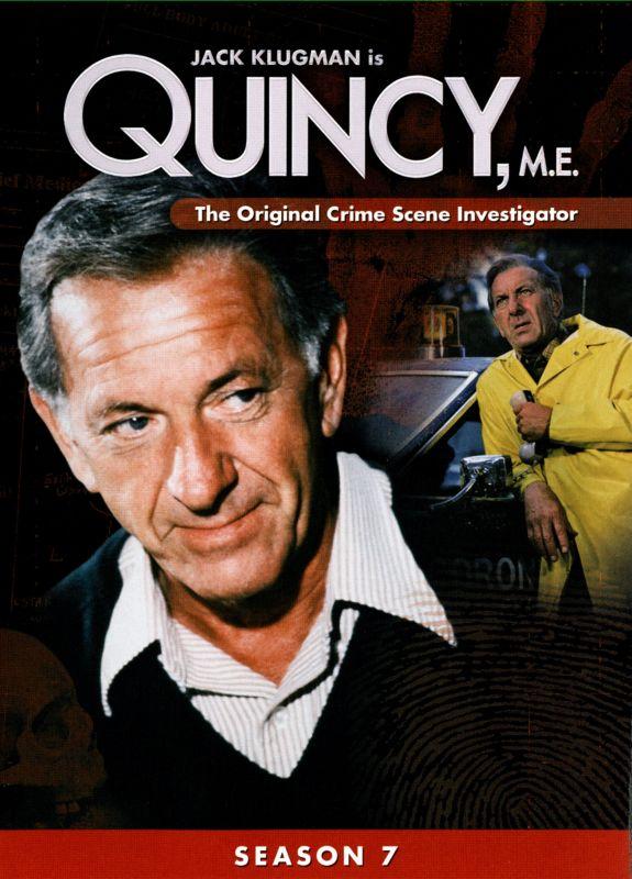 Quincy, M.E.: Season Seven [6 Discs] [DVD] 25674765