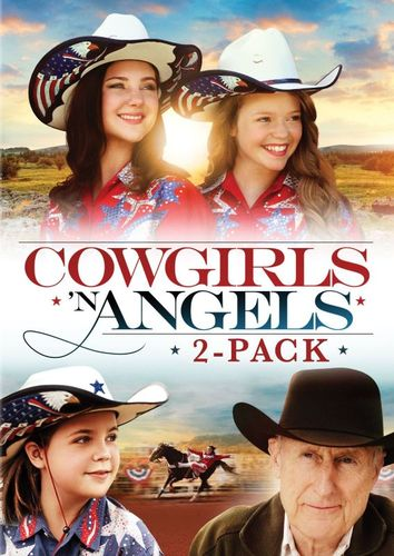 Cowgirls 'n Angels/Cowgilrs 'n Angels: Dakota's Summer [2 Discs] [DVD] 25676228