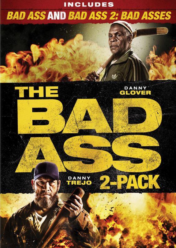 Bad Ass/Bad Ass 2 [2 Discs] [DVD] 25676237