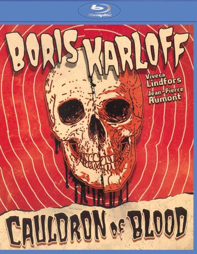 Cauldron of Blood [Blu-ray] [1970] 25686401