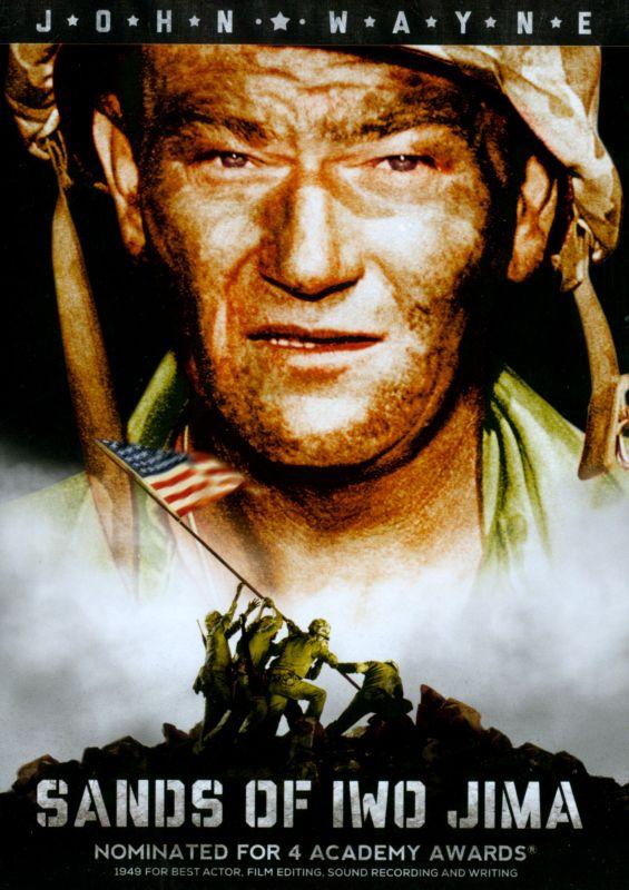 Sands of Iwo Jima [DVD] [1949] 25686429