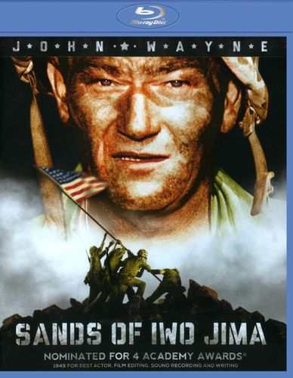 Sands of Iwo Jima [Blu-ray] [1949] 25686438