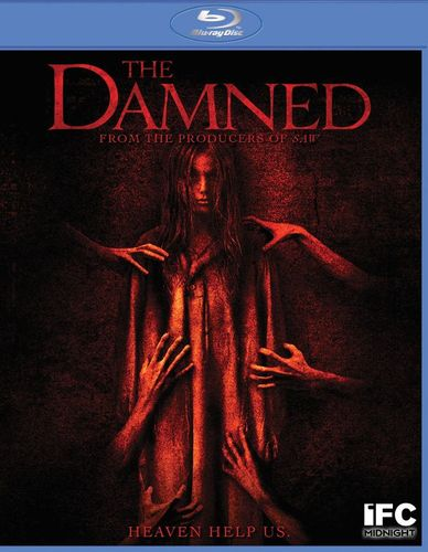 The Damned [Blu-ray] [2013] 25692327