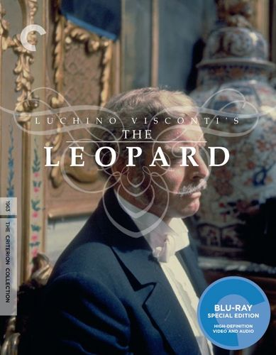 Leopard [Criterion Collection] [2 Discs] [Blu-ray] [1963] 25693502