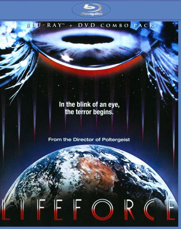 Lifeforce [2 Discs] [Blu-ray/DVD] [1985] 25694275