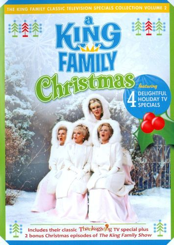 A King Family Christmas: Classic Television Specials Collection, Vol. 2 [2 Discs] [DVD] 25704936