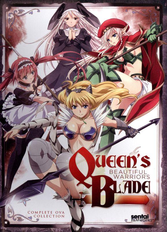 Queen's Blade: Beautiful Warriors [2 Discs] [DVD] 25705671
