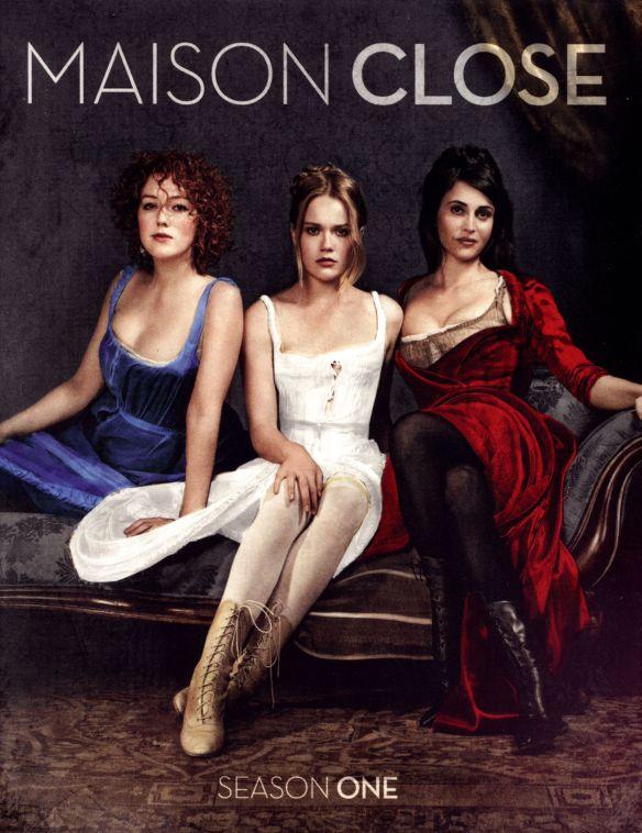 Maison Close: Season One [2 Discs] [Blu-ray] 25713225